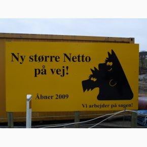 Opstart af Netto december 2008